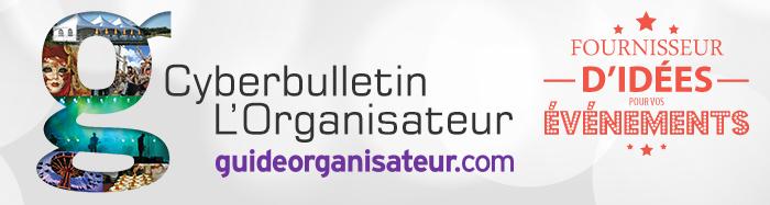 Cyberbulletin L'Organisateur