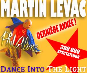Martin Levac - Les Productions La Petite Pomme Inc.