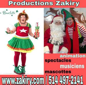 Productions Zakiry