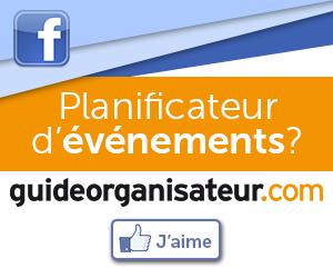 Facebook guideorganisateur.com