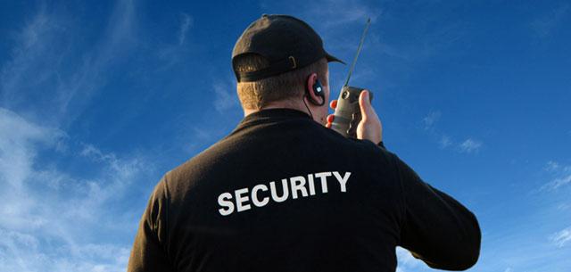 la sécurité d'un évènement