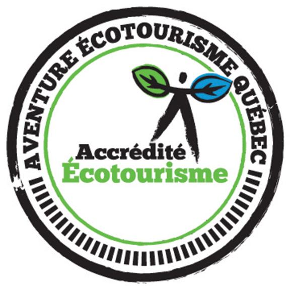 Logo Accrédité Écotourisme